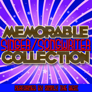 Memorable Singer/Songwriter Collection