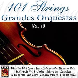 101 Strings Grandes Orquestas Vol. 13