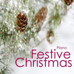 A Festive Christmas: Festive Piano Carols