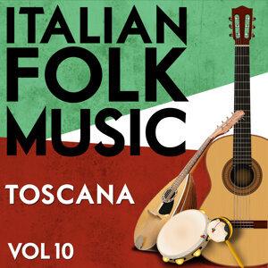 Italian Folk Music Toscana Vol. 10