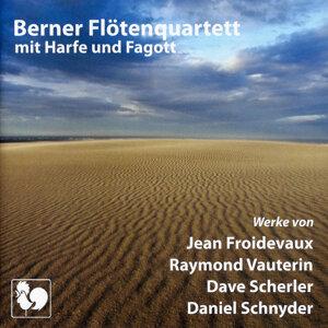 Froidevaux - Vauterin - Scherler - Schnyder: Vier Schweizer Komponisten entdecken die Welt (Four Swiss Composers Exploring the World)
