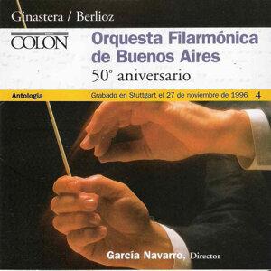 Orquesta Filarmónica de Buenos Aires - 50º Aniversario