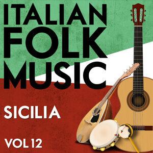 Italian Folk Music Sicilia Vol. 12