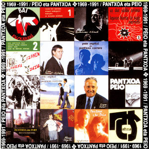 1969 - 1991 Peio Eta Pantxoa