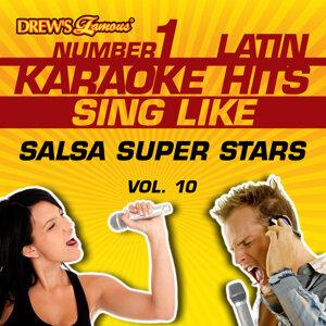 Drew's Famous #1 Latin Karaoke Hits: Sing Like Salsa Super Stars, Vol. 10