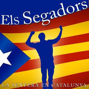 Els Segadors. La Senyera en Catalunya