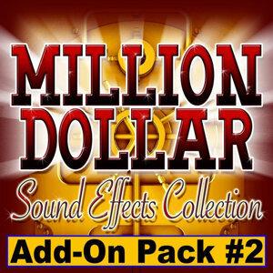 Million Dollar Sound Effects Add-On 2