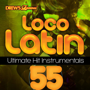Loco Latin Ultimate Hit Instrumentals, Vol. 55