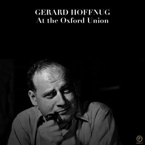 Gerard Hoffnung At the Oxford Union