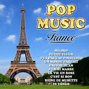 Pop Music France