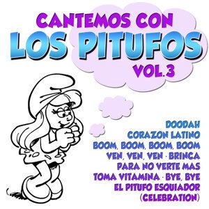 Cantemos Con los Pitufos Vol. 3