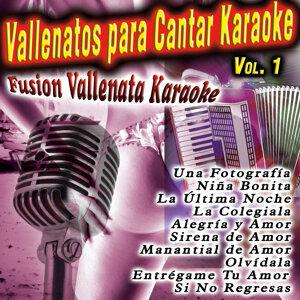 Vallenatos para Cantar Karaoke Vol. 1