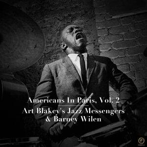Americans in Paris, Vol. 2: Art Blakey's Jazz Messengers & Barney Wilen