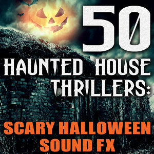 50 Haunted House Thrillers: Scary Halloween Sound FX