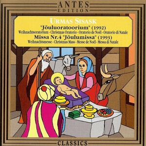 Sisask: Jõuluoratoorium, Missa No. 4 Jõulumissa