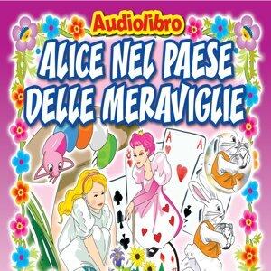 Alice nel paese delle meraviglie - Favola raccontata con Libretto e Tavole da disegnare e colorare