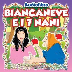 Biancaneve e i 7 nani - Favola raccontata con Libretto e Tavole da disegnare e colorare