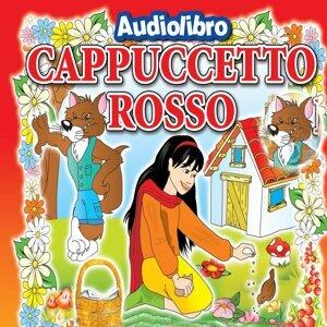 Cappuccetto Rosso - Favola raccontata con Libretto e Tavole da disegnare e colorare