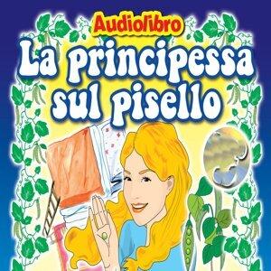 La principessa sul pisello - Favola raccontata con libretto e tavole da disegnare e colorare