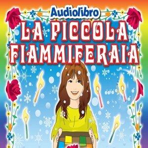 La piccola fiammiferaia - Favola raccontata con libretto e tavole da disegnare e colorare