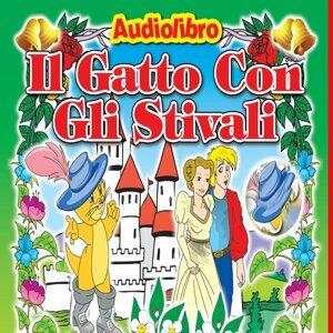 Il gatto con gli stivali - Favola raccontata con libretto e tavole da disegnare e colorare
