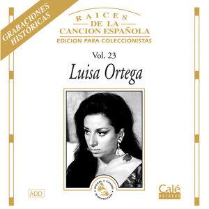 Raices de la Canción Española, Vol. 23