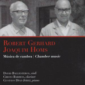 Robert Gerhard, Joaquim Homs: Música de Cambra