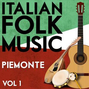 Italian Folk Music Piemonte Vol. 1