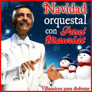 Orquesta en Nochebuena. Música de Navidad