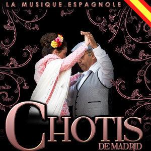 La Musique espagnole. Chotis de Madrid