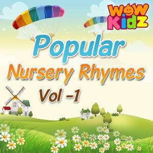 Popular Nursery Rhymes, Vol. 1