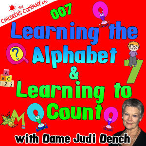 Learning the Alphabet & Learning to Count