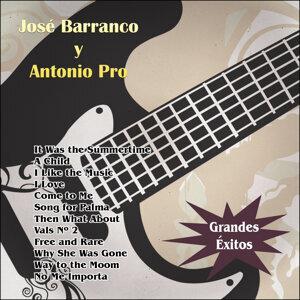 Grandes Éxitos: José Barranco y Antonio Pro