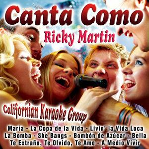Canta Como: Ricky Martin