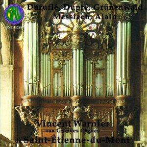 Duruflé, Messiaen, Alain: Oeuvres d'orgue à St-Etienne-du-Mont