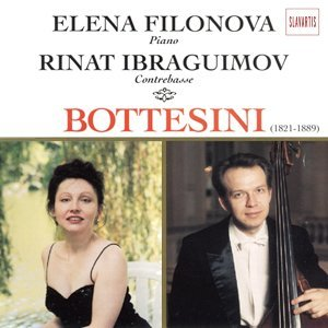 Bottesini: Pièces pour contrebasse et piano