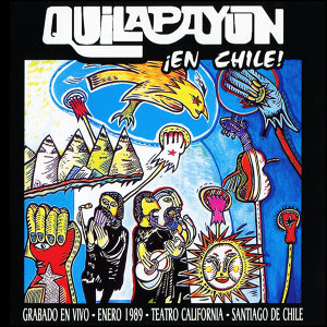 Quilapayun en Chile, Vol. 2 (En Vivo)