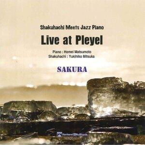 Live at Pleyel~SAKURA