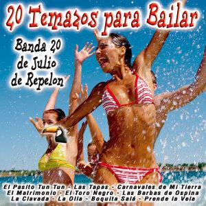 20 Temazos para Bailar