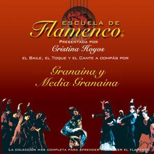Escuela de Flamenco: Granaína y Media Granaína (Cristina Hoyos Presents)