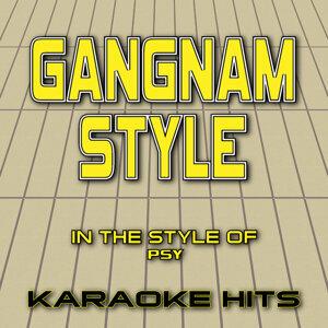 Gangnam Style (Karaoke Version) [In the Style of PSY] - Single