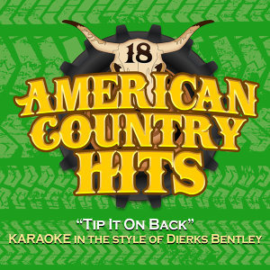 Tip It On Back (Karaoke in the Style of Dierks Bentley)