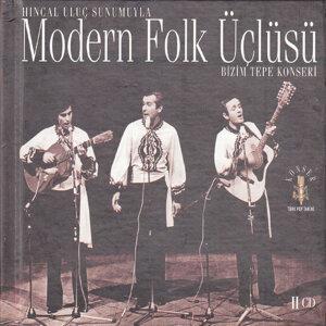 Modern Folk Üçlüsü Bizim Tepe Konseri Türk Pop Tarihi 2