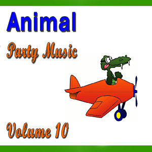 Animal Party Music (Europe Edition), Vol. 10