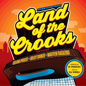 Land of the Crooks (feat. DJ Babu) [Prod. By M-Phazes]