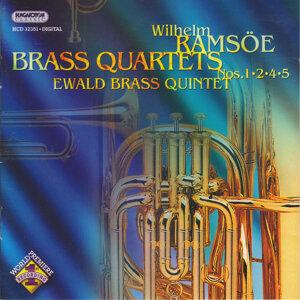Brass Quartets Nos. 1, 2, 4, 5