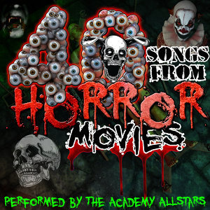 40 Songs from Horror Movies