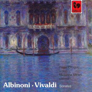 Tomaso Albinoni & Antonio Vivaldi: Violin Sonatas