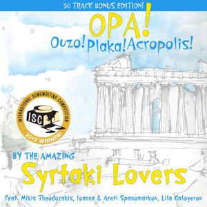 Opa! Ouzo! Plaka! Acropolis!