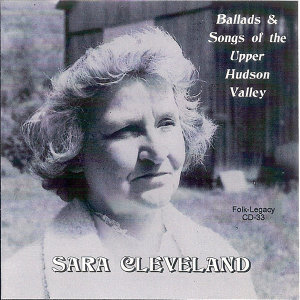 Ballads and Songs of the Upper Hudson Valley